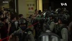 港人周日繼續抗爭 港版國安法傳最遲7月1日生效