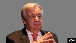 """Para reconstruir mejor esnecesario transformar el modelo de desarrollo de América Latina y el Caribe"""", dice el Secretario General de la ONU."""