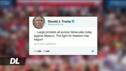 Trump aunga mkono upinzani wa Venezuela