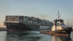 Crise au canal de Suez: l'Egypte a perdu 15 millions $ par jour