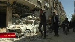 Trump vẫn giữ ý định rút quân ra khỏi Syria