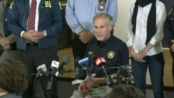 Texas Governor Greg Abbott on Shooting