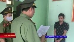 Việt Nam bắt nghi can đưa người Trung Quốc nhập cảnh trái phép