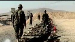 Afg'on armiyasi nimaga qodir?/Afghanistan army