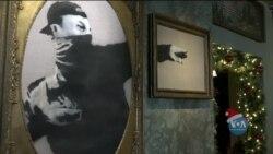 Арт-готель Banksy у Віфлеємі. Відео