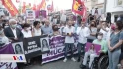 HDP'ê Givaştinên Dijî Xwe bi Daxuyanîyekê Protesto Kir