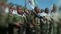 ادامه علمیات آزاد سازی شهر تکریت در شمال بغداد