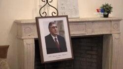 ԱՄՆ-ում ՀՀ դեսպանատանը բացվել է Միացյալ Նահանգներում Հայաստանի նախկին դեսպան Արման Ջոնի Կիրակոսյանին նվիրված հիշատակի անկյուն