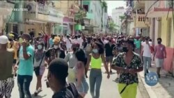 На Кубі тривають наймасштабніші за десятиліття антиурядові демонстрації. Відео