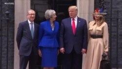 ԱՄՆ-ի ու Մեծ Բրիտանիայի ղեկավարներն ուզում են կնքել առեւտրային գործարք
