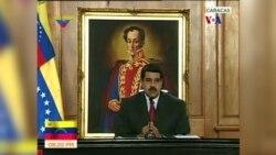 """Maduro condena """"ataque terrorista"""""""