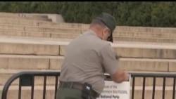 2013-10-02 美國之音視頻新聞: 民間對於美國政府關閉的反應