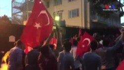 Almanya Ankara'da da Protesto Edildi