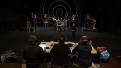 """Український Курбас у Нью-Йорку: американські глядачі побачили українську оперу """"Ґаз"""". Відео"""