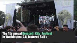 Broccoli City Brings Environmental Message to DC
