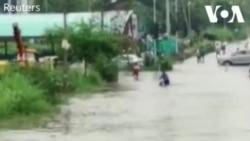 Lụt lớn gây 'hỗn loạn' thủ đô Ấn Độ