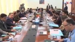 نگراں وزیراعظم کی آرمی چیف سے ملاقات