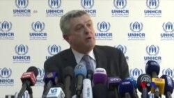 聯合國難民公署反對在敘利亞設立安全區