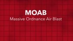 Explainer: MOAB Bomb