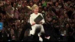 Хиллари Клинтон: от первой леди Арканзаса до кандидата в президенты