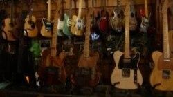 Les guitares aux vieilles âmes
