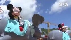 香港迪士尼18日起重新开放