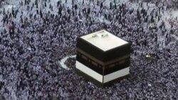 Début du hajj à la Mecque