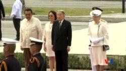 2016-01-27 美國之音視頻新聞: 日本天皇訪首訪菲律賓