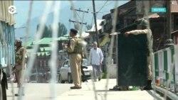 Кашмир на военном положении
