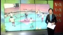 آمادگی ورزشکاران افغان برای مسابقات زور خانه یی