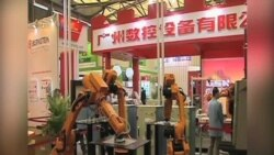 Lực lượng lao động đang gia tăng của Trung Quốc: Robot