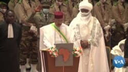 Niger Djamana Nyamna Kura Ye Fangataw Bi