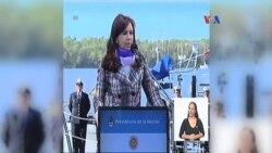 Argentina critica fallo de juez en Nueva York