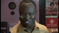 Le Burkinabè Olivier Soudre, un blessé de l'insurrection populaire évacuer à Tunis