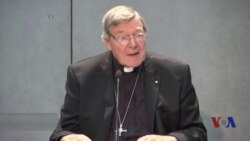 澳大利亚枢机主教否认犯有性侵罪