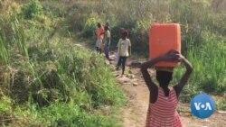 Qualidade da água mata aldeões em Malanje