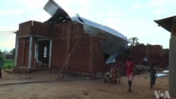 Babiri Bahitanwe n'imvura muri Buganda ya Cibitoke
