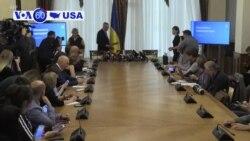 Manchetes Americanas 4 Outubro: Ucrânia, Montenegro e Casinos MGM