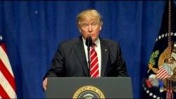 Політичні баталії Трампа. Відео