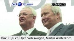 Cựu chủ tịch Volkswagen bị cáo buộc thao túng thị trường (VOA60)