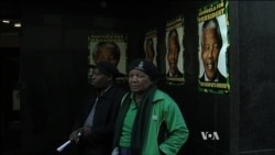 Mandela's Shadow Still Looms Over South Africa Elections