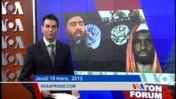 Washington Forum du 19.03.15 : Boko Haram-Etat islamique, l'alliance de la terreur!