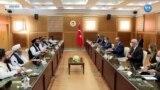 Taleban Heyeti Türkiye'de