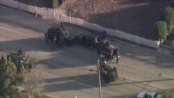 加州槍擊案兩名嫌疑人被擊斃並確認身份
