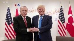 Pergolakan di Suriah Membayangi Pertemuan Trump-Erdogan