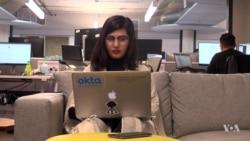 曾经的难民女性在硅谷创出一片天(英语视频)