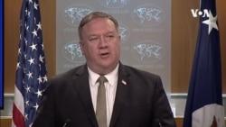 美國國務卿:港版國安法冒犯全世界