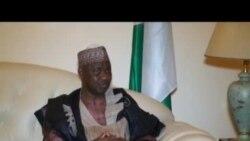 ZABEN2015: Mataimakin Shugaban Najeriya Namadi Sambo Magana da VOA Wakilinmu ya Ibrahim Alfa Ahmed, Fabrairu 14, 2015, Babi na 1 (English)