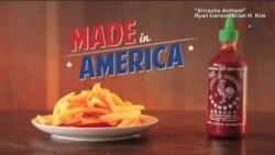 """Amerikanın """"Sriraça"""" sousu"""