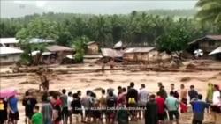 菲律賓南部遭遇強風暴 至少133人喪生